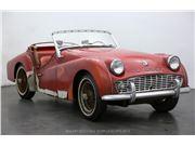 1961 Triumph TR3A for sale in Los Angeles, California 90063
