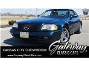 2000 Mercedes-Benz SL500 for sale in Olathe, Kansas 66061