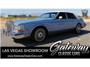 1983 Cadillac Seville for sale in Las Vegas, Nevada 89118
