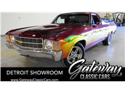 1971 Chevrolet El Camino for sale in Dearborn, Michigan 48120