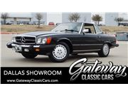 1989 Mercedes-Benz 560SL for sale in DFW Airport, Texas 76051