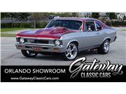 1968 Chevrolet Nova for sale in Lake Mary, Florida 32746