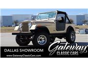 1984 Jeep CJ7 for sale in DFW Airport, Texas 76051