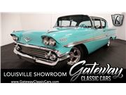 1958 Chevrolet Biscayne for sale in Memphis, Indiana 47143