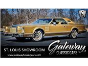 1978 Lincoln Continental Mark V for sale in OFallon, Illinois 62269