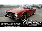 1975 Triumph TR6 for sale in Memphis, Indiana 47143