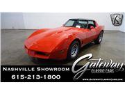 1980 Chevrolet Corvette for sale in La Vergne