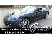 2015 Chevrolet Corvette for sale in Houston, Texas 77090