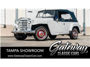 1950 Willys Jeepster for sale in Ruskin, Florida 33570