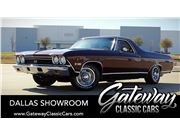 1968 Chevrolet El Camino for sale in DFW Airport, Texas 76051