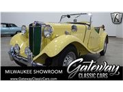 1952 MG TD for sale in Kenosha, Wisconsin 53144