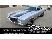 1972 Chevrolet Monte Carlo for sale in Dearborn, Michigan 48120