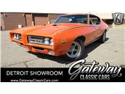 1969 Pontiac GTO for sale in Dearborn, Michigan 48120