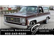 1978 Chevrolet Blazer for sale in Houston, Texas 77090