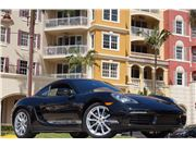 2018 Porsche Cayman for sale in Naples, Florida 34104
