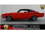 1969 Chevrolet Chevelle for sale in Houston, Texas 77060