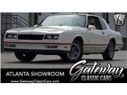 1987 Chevrolet Monte Carlo for sale in Alpharetta, Georgia 30005