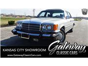 1976 Mercedes-Benz 450SL for sale in Olathe, Kansas 66061