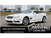 2005 Mercedes-Benz SL55 for sale in DFW Airport, Texas 76051