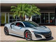 2017 Acura NSX SH-AWD Sport Hybrid for sale in Naples, Florida 34104