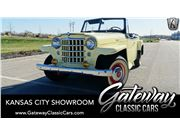 1950 Willys Jeepster for sale in Olathe, Kansas 66061