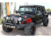 2016 Jeep Wrangler Unlimited for sale in Deerfield Beach, Florida 33441