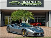 2017 Ferrari 488 Spider for sale in Naples, Florida 34104