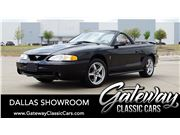 1998 Ford Mustang for sale in DFW Airport, Texas 76051
