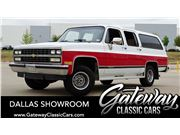 1990 Chevrolet Suburban for sale in DFW Airport, Texas 76051