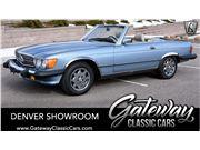 1987 Mercedes-Benz 560SL for sale in Englewood, Colorado 80112