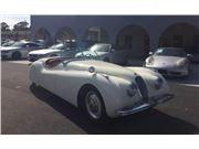 1952 Jaguar XK120 for sale in Los Angeles, California 90063