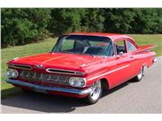 1959 Chevrolet Biscayne for sale in Los Angeles, California 90063