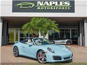 2017 Porsche 911 Carrera S Cabriolet for sale in Naples, Florida 34104