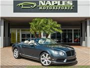 2014 Bentley Continental GT V8 for sale in Naples, Florida 34104