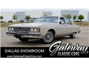 1983 Oldsmobile 98 Regency for sale in DFW Airport, Texas 76051