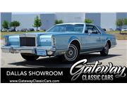 1978 Lincoln Continental for sale in DFW Airport, Texas 76051
