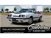 1986 Ford Mustang for sale in DFW Airport, Texas 76051