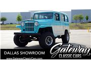 1961 Willys Overland for sale in DFW Airport, Texas 76051