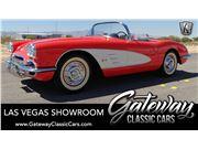 1958 Chevrolet Corvette for sale in Las Vegas, Nevada 89118