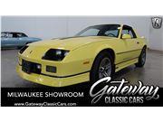 1985 Chevrolet Camaro for sale in Kenosha, Wisconsin 53144