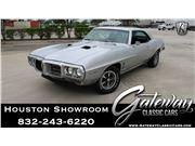 1969 Pontiac Firebird for sale in Houston, Texas 77090