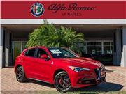2020 Alfa Romeo Stelvio Quadrifoglio for sale in Naples, Florida 34104