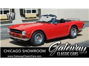 1974 Triumph TR6 for sale in Crete, Illinois 60417
