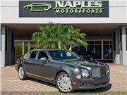 2011 Bentley Mulsanne for sale in Naples, Florida 34104