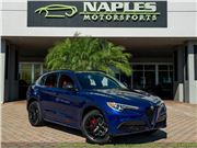 2021 Alfa Romeo Stelvio Ti Sport for sale in Naples, Florida 34104