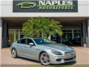 2016 BMW 650I Gran Coupe for sale in Naples, Florida 34104