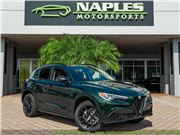 2021 Alfa Romeo Stelvio Sprint for sale in Naples, Florida 34104