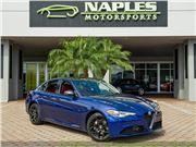 2021 Alfa Romeo Giulia Sprint for sale in Naples, Florida 34104