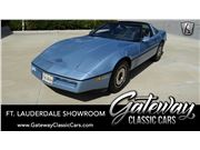 1984 Chevrolet Corvette for sale in Coral Springs, Florida 33065
