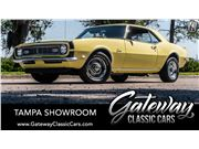 1968 Chevrolet Camaro for sale in Ruskin, Florida 33570